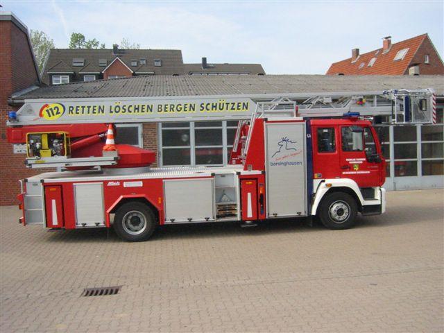 DLK 23/12, FF Barsinghausen